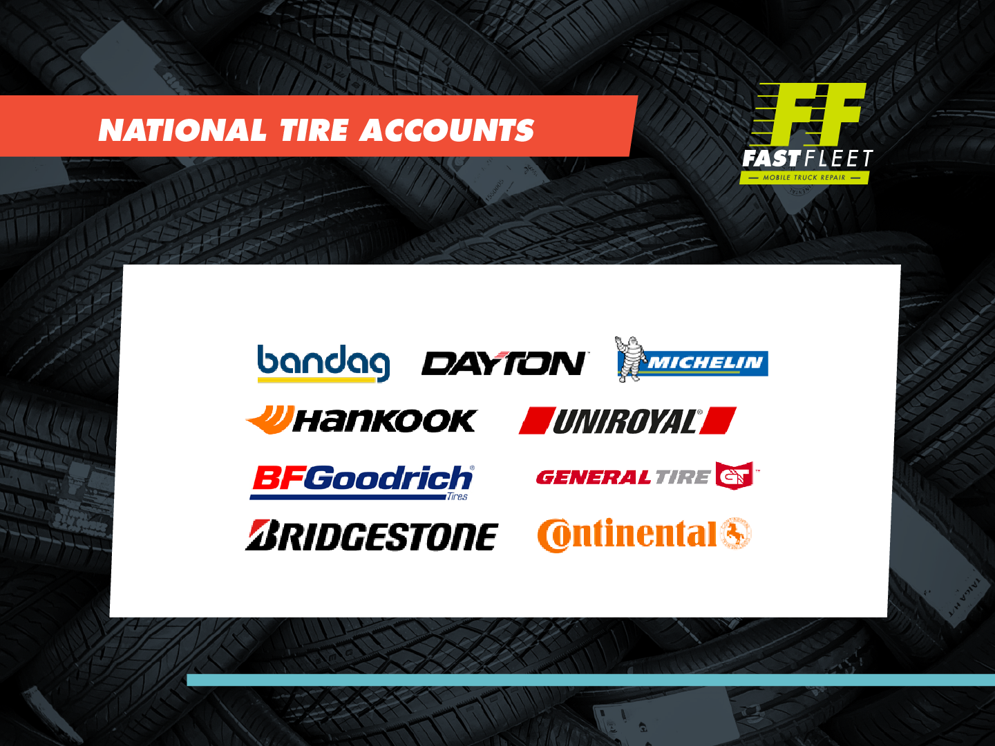 National Tire Accounts Grahpic